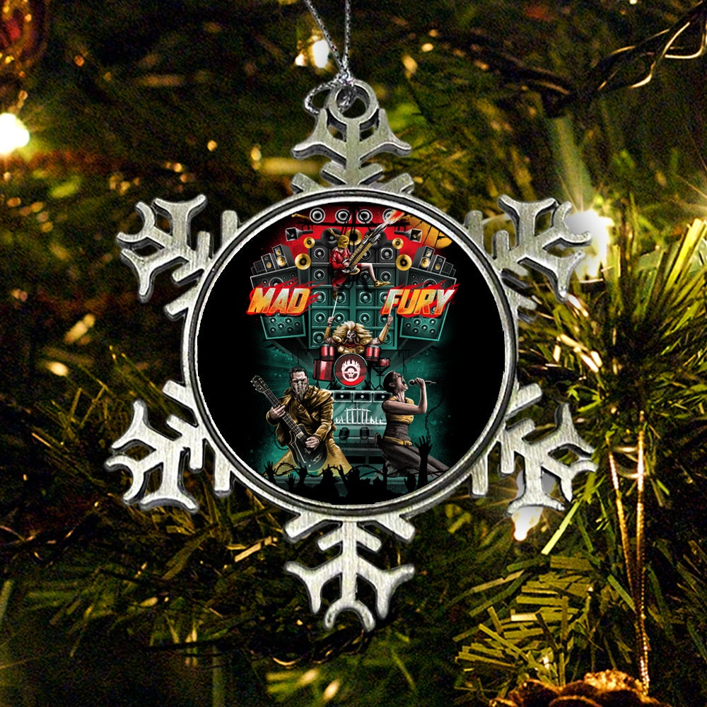 Mad Fury Concert Tour - Ornament