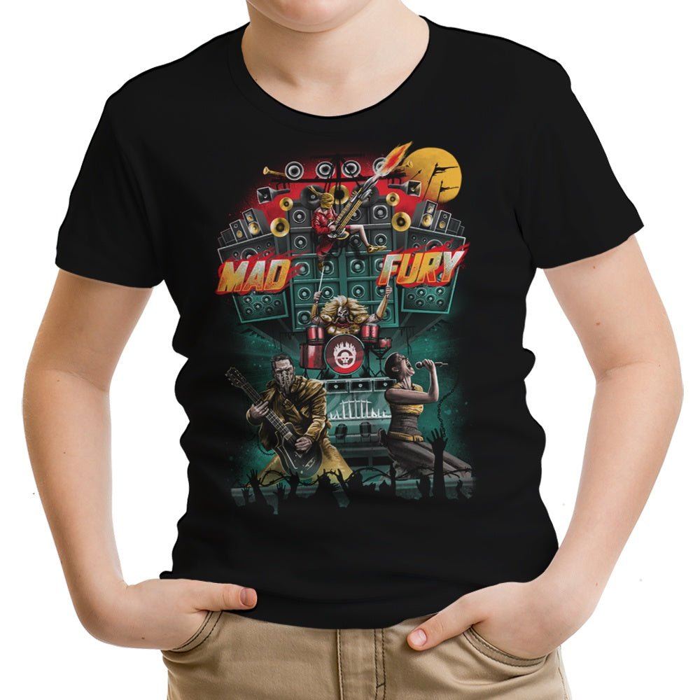 Mad Fury Concert Tour - Youth Apparel