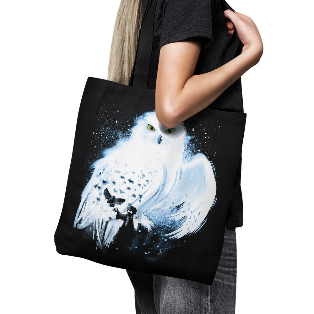 Mail By Owl - Tote Bag