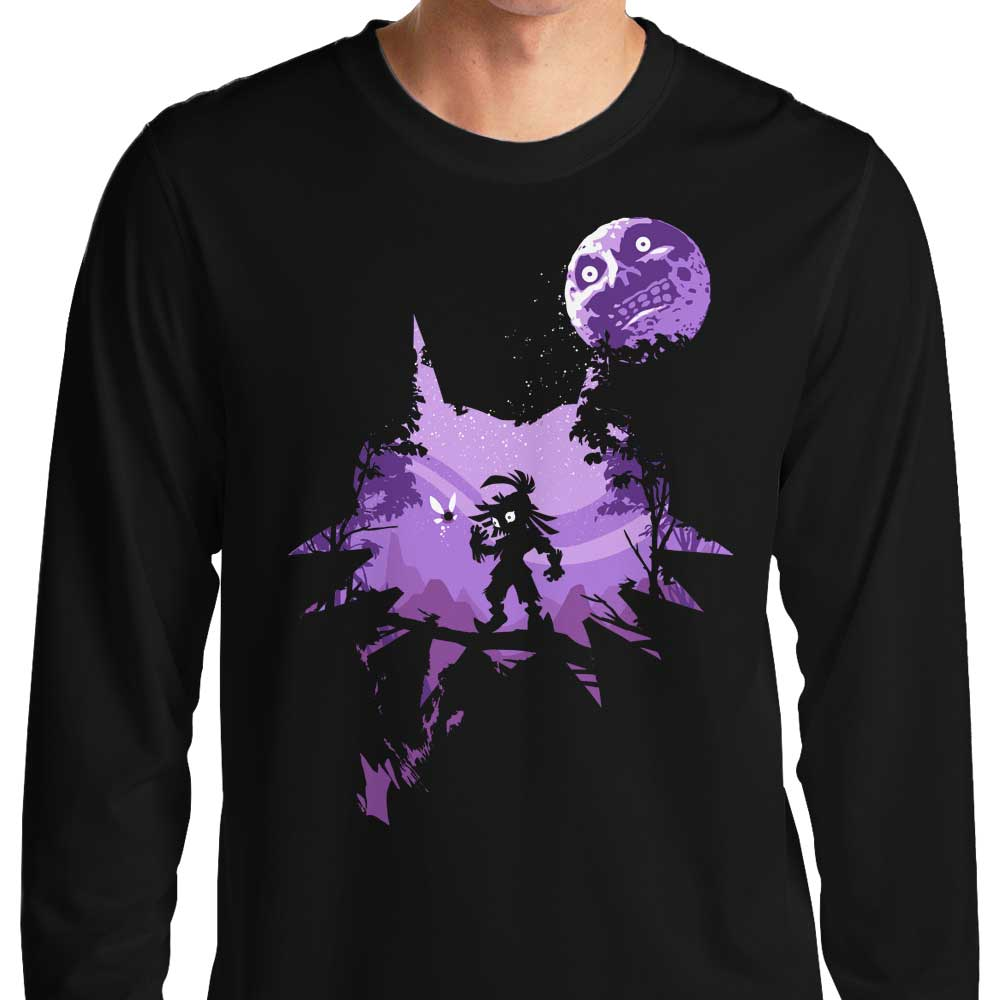 Majora's Return - Long Sleeve T-Shirt