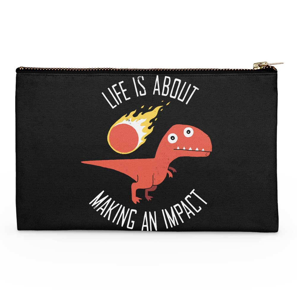 Making an Impact - Accessory Pouch