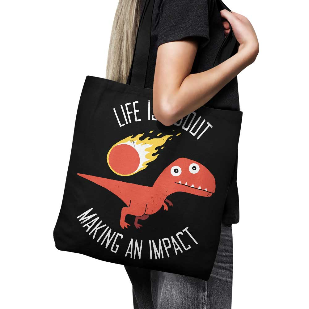 Making an Impact - Tote Bag