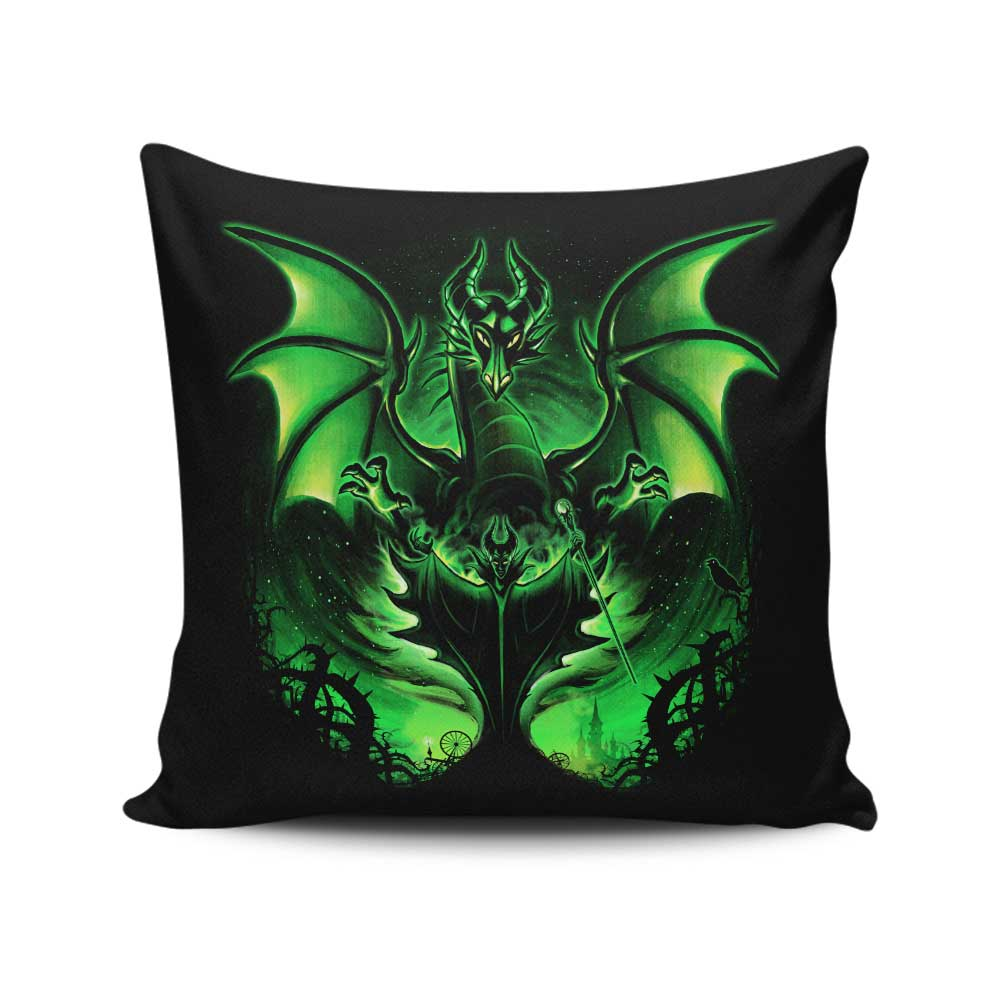 Maleficium - Throw Pillow