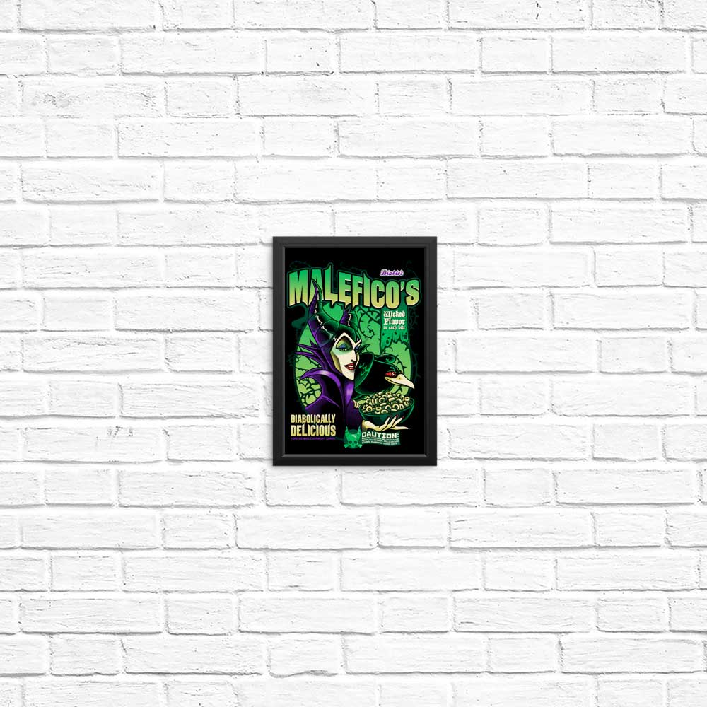 Malefico's - Posters & Prints