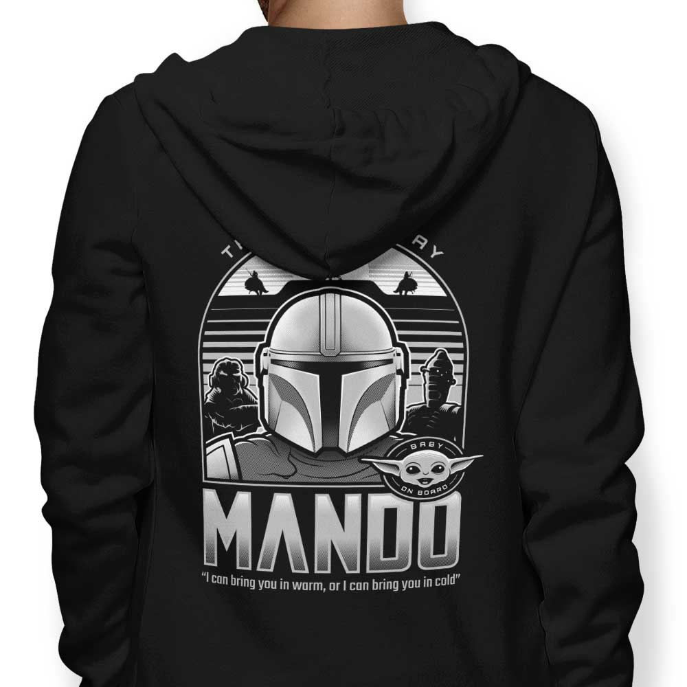 Mando and Friends - Hoodie