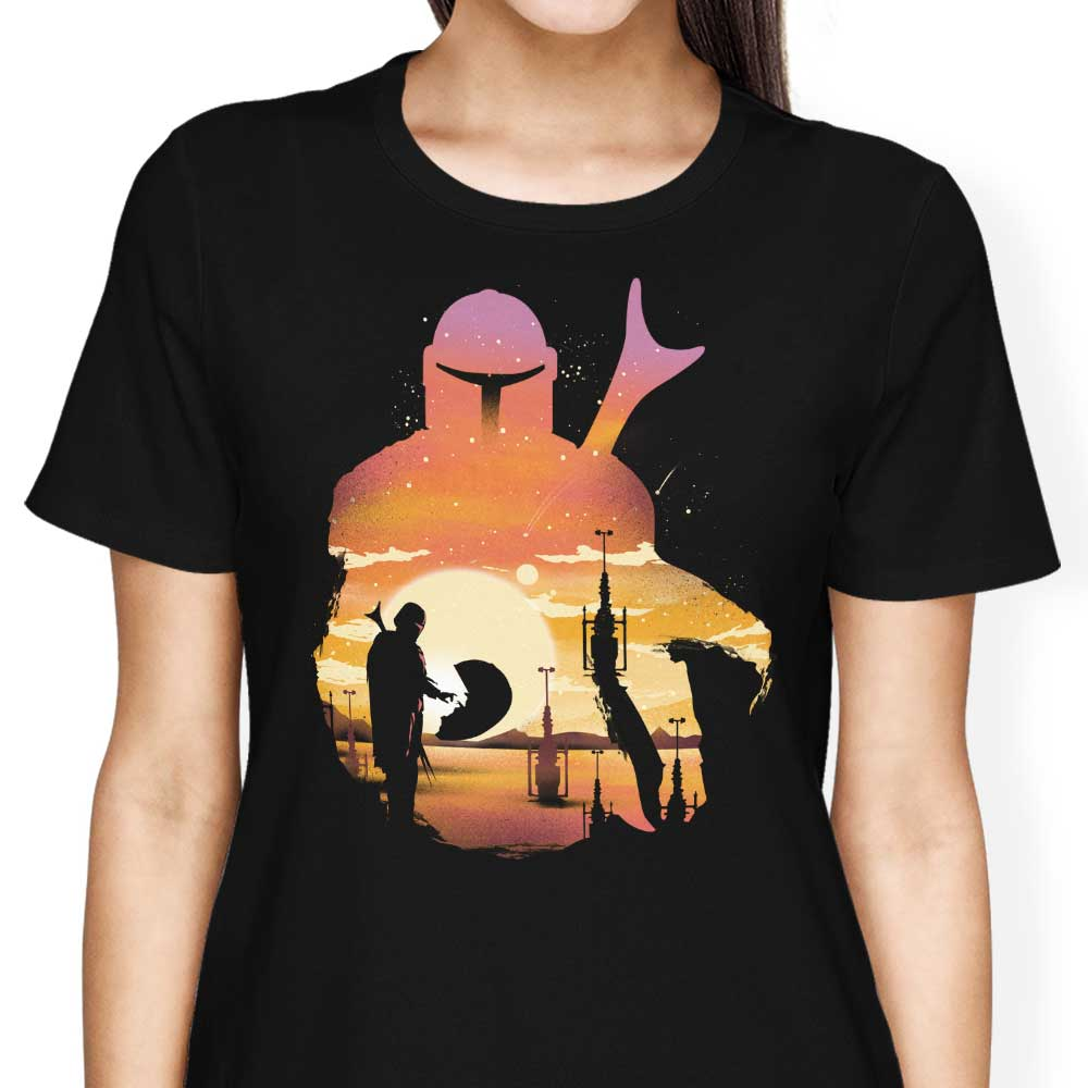 Mando Sunset - Women's Apparel