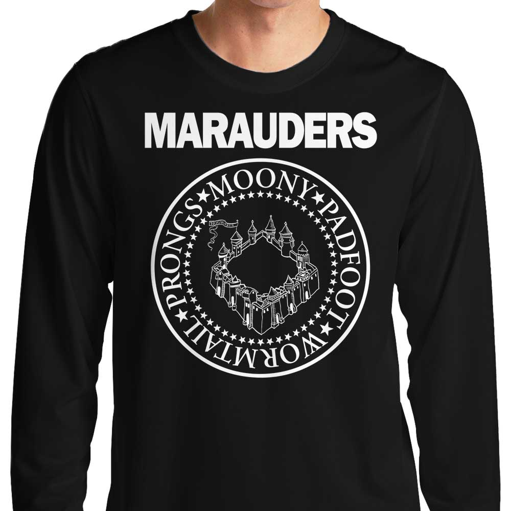 Marauders - Long Sleeve T-Shirt