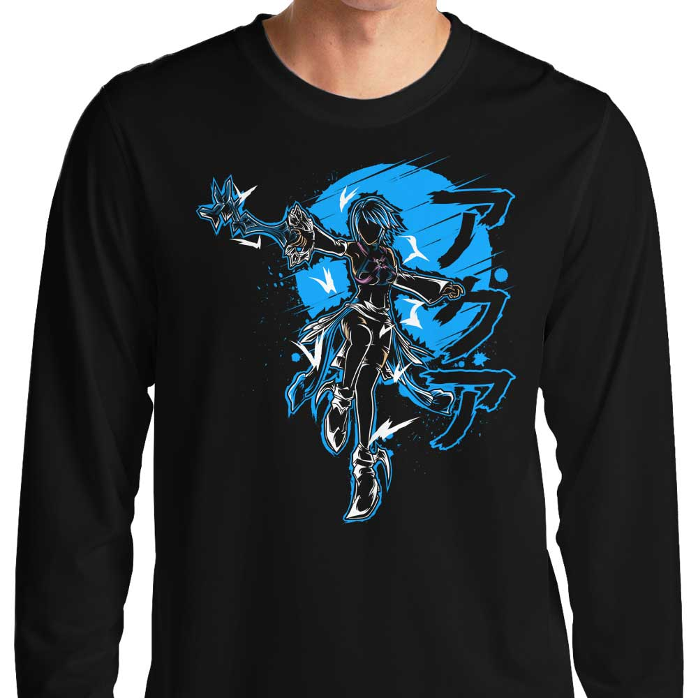 Master Keyblade Power - Long Sleeve T-Shirt