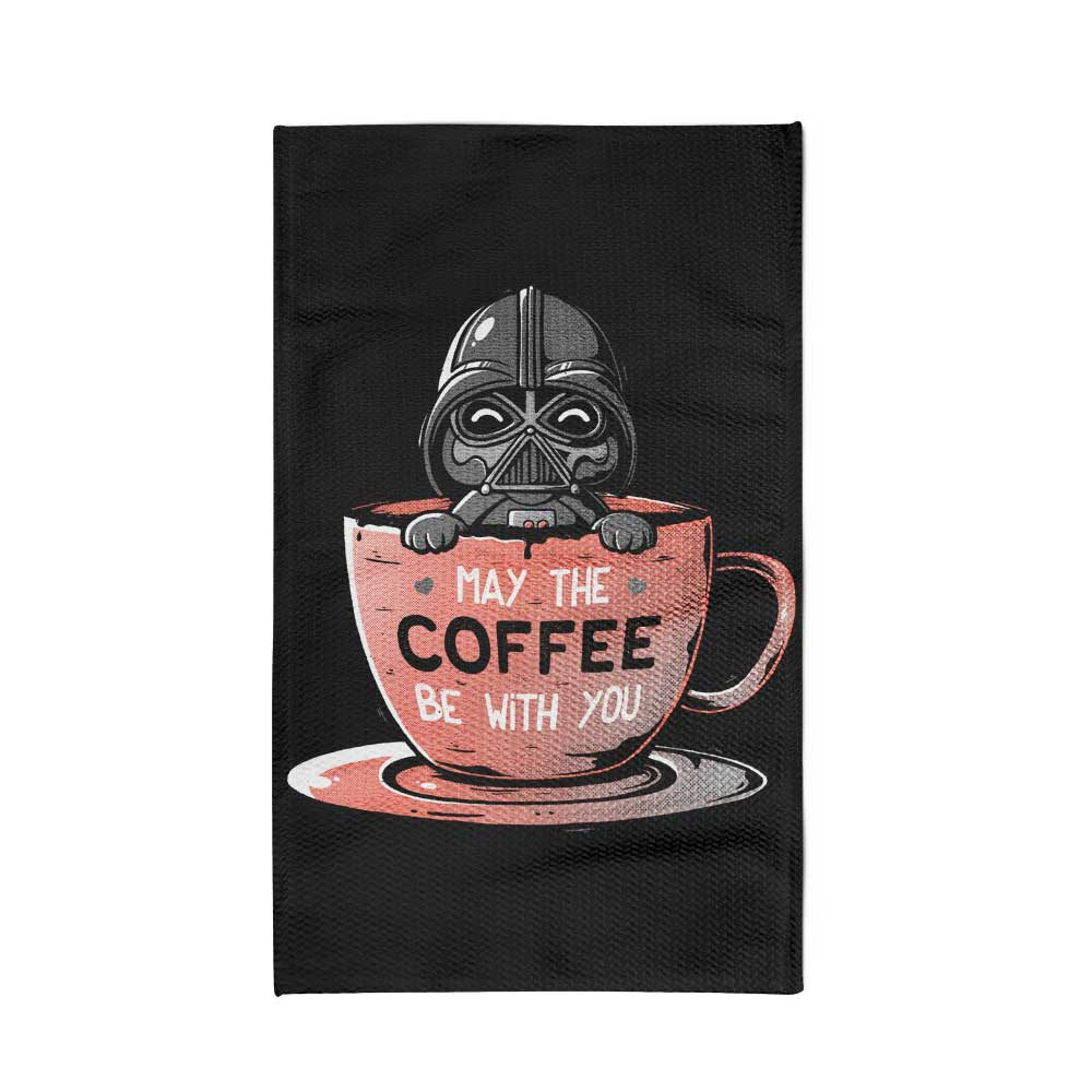 May the Coffee Be With You - Rug