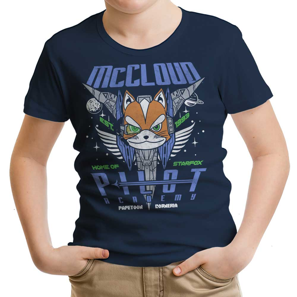 McCloud Pilot Academy - Youth Apparel