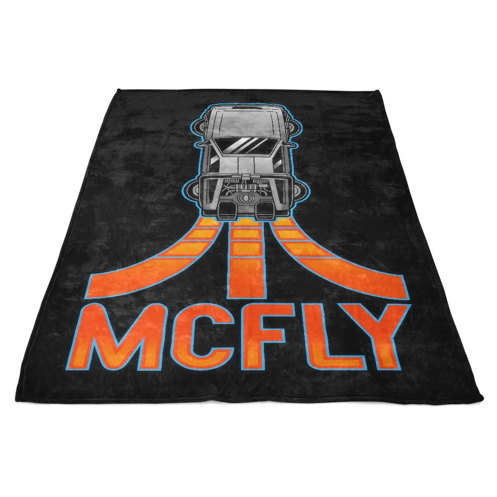 McFly - Fleece Blanket