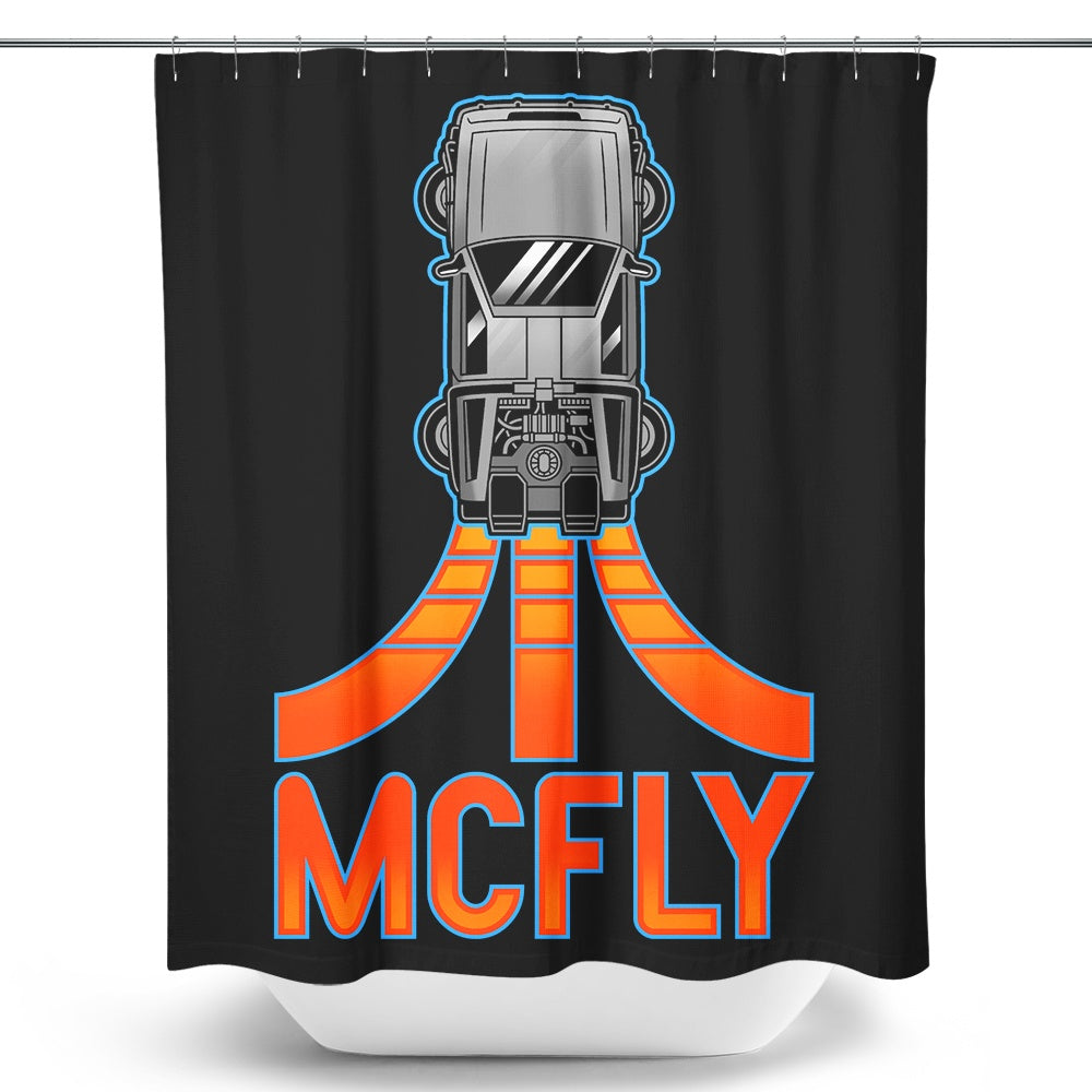 McFly - Shower Curtain