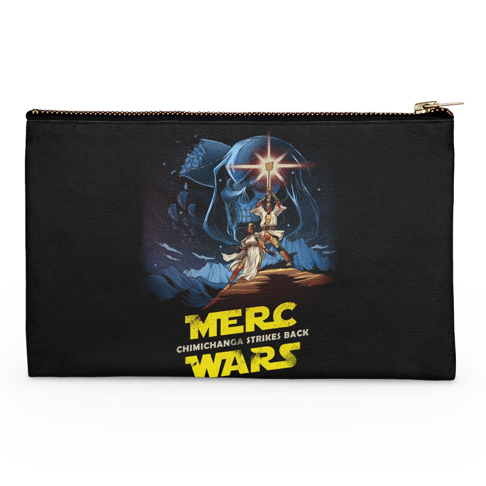 Merc Wars - Accessory Pouch