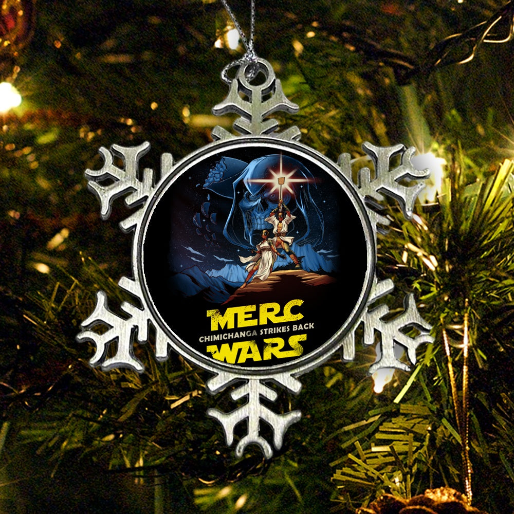 Merc Wars - Ornament