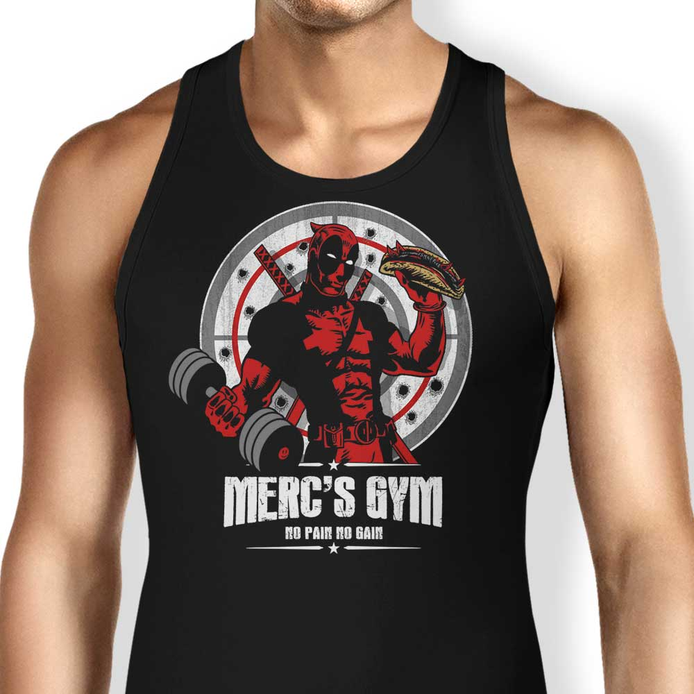 Merc's Gym - Tank Top
