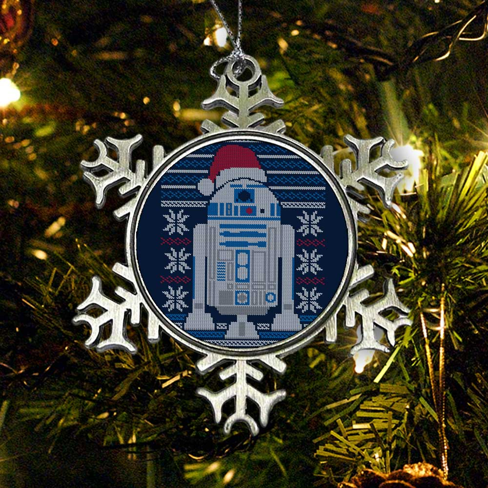 Merry Droidmas - Ornament