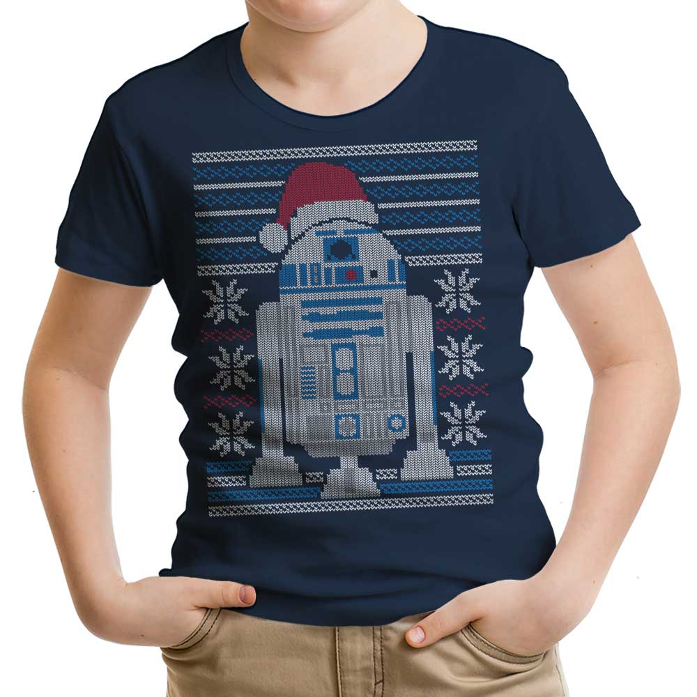 Merry Droidmas - Youth Apparel