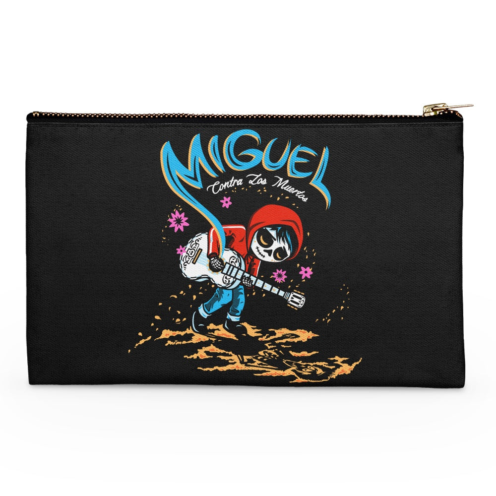 Miguel vs. the Dead (Alt) - Accessory Pouch