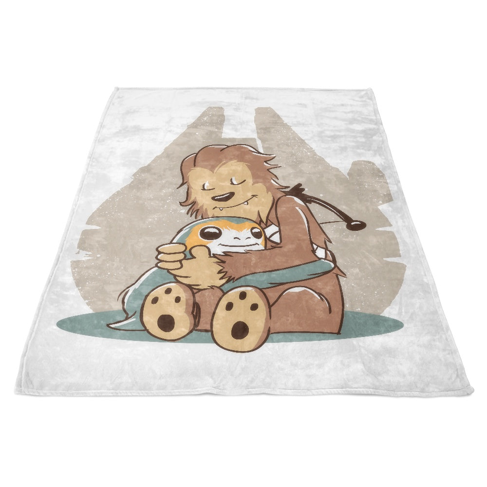 Millennium Hug - Fleece Blanket