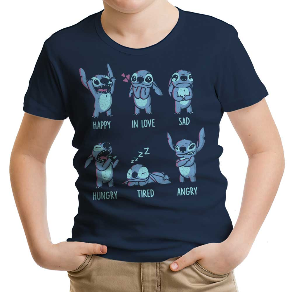 Monster Emotions - Youth Apparel