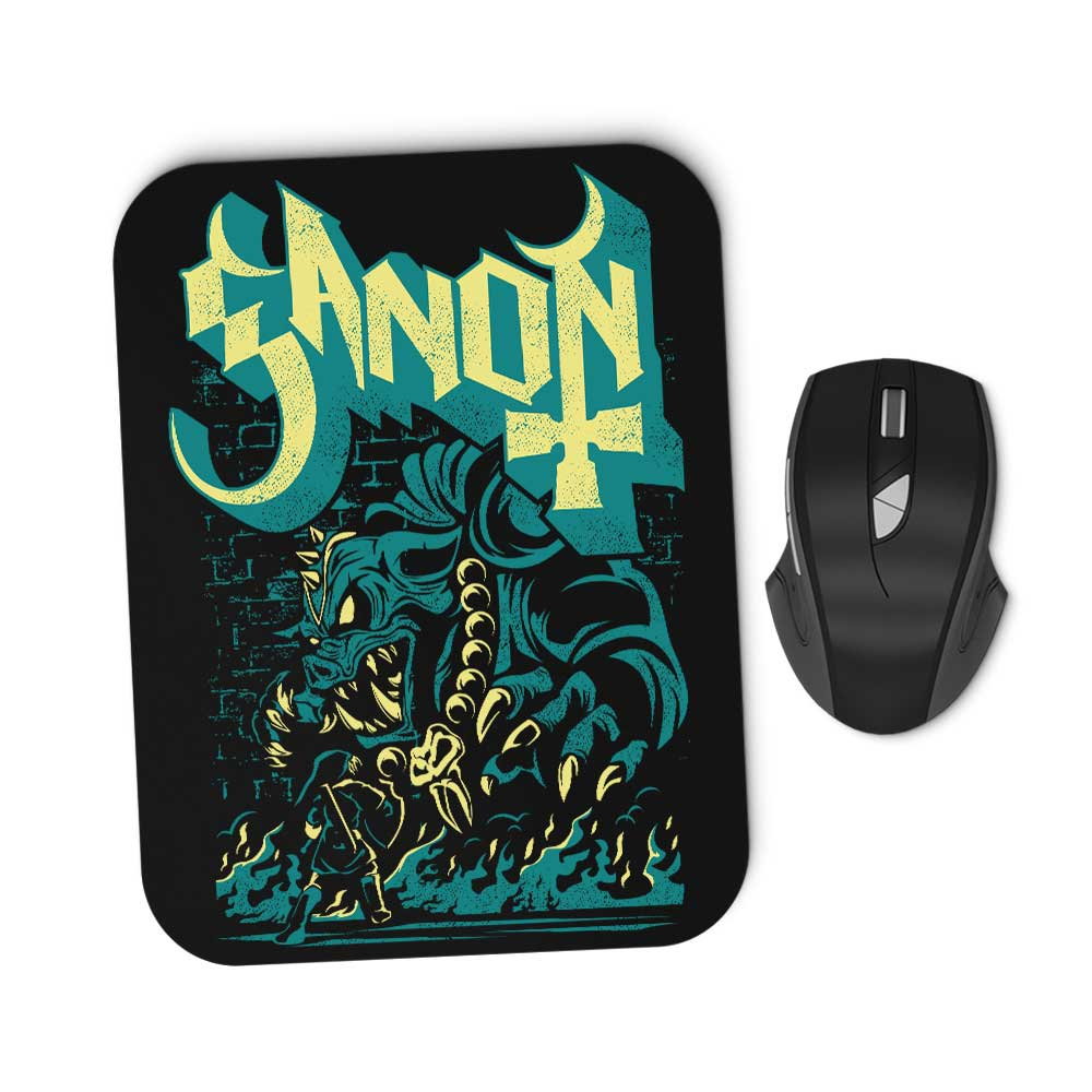 Monstrous Prince of Darkness - Mousepad