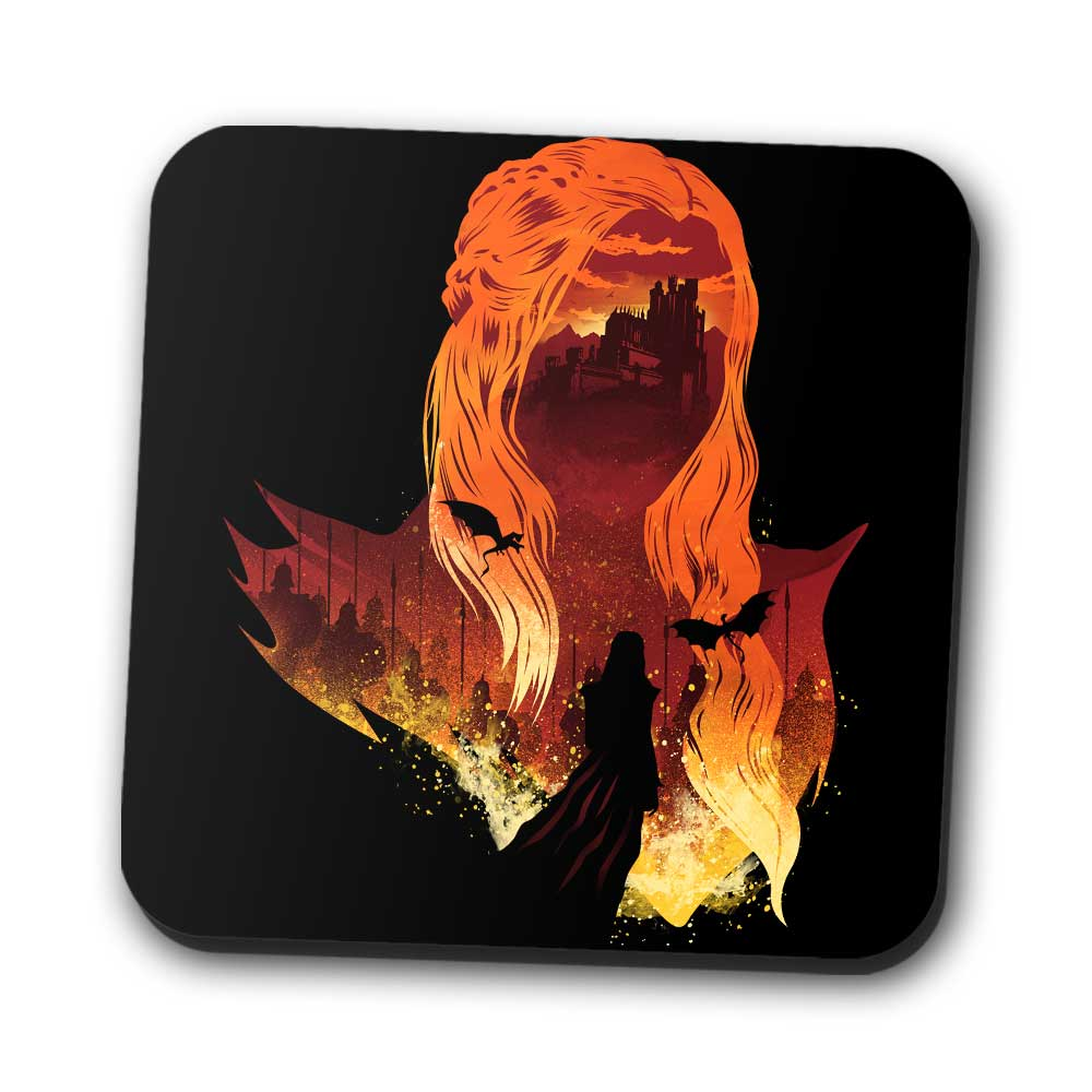 Mother of Dragons - Coasters