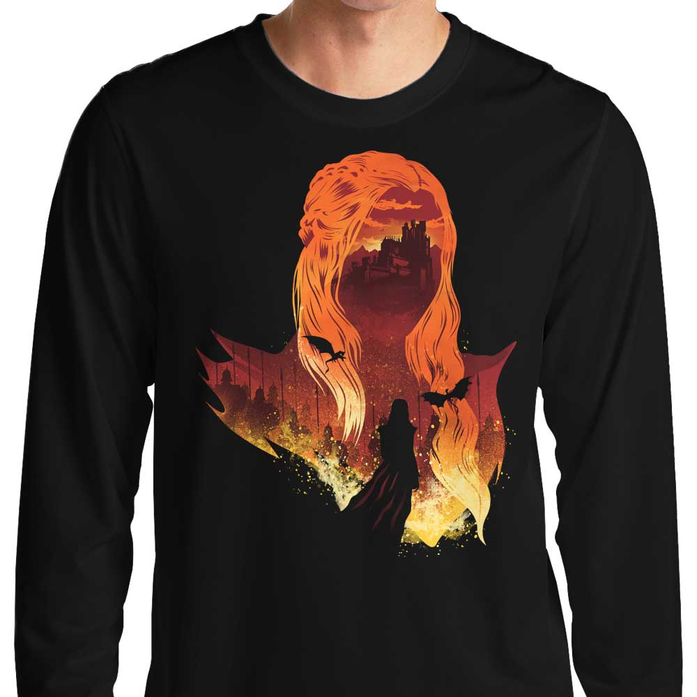 Mother of Dragons - Long Sleeve T-Shirt