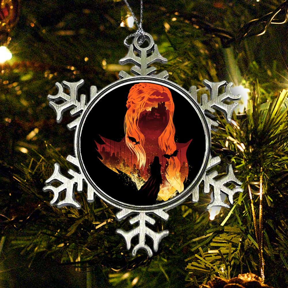 Mother of Dragons - Ornament