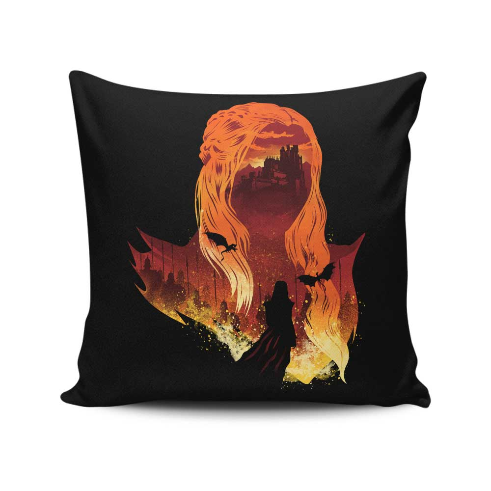 Mother of Dragons - Throw Pillow