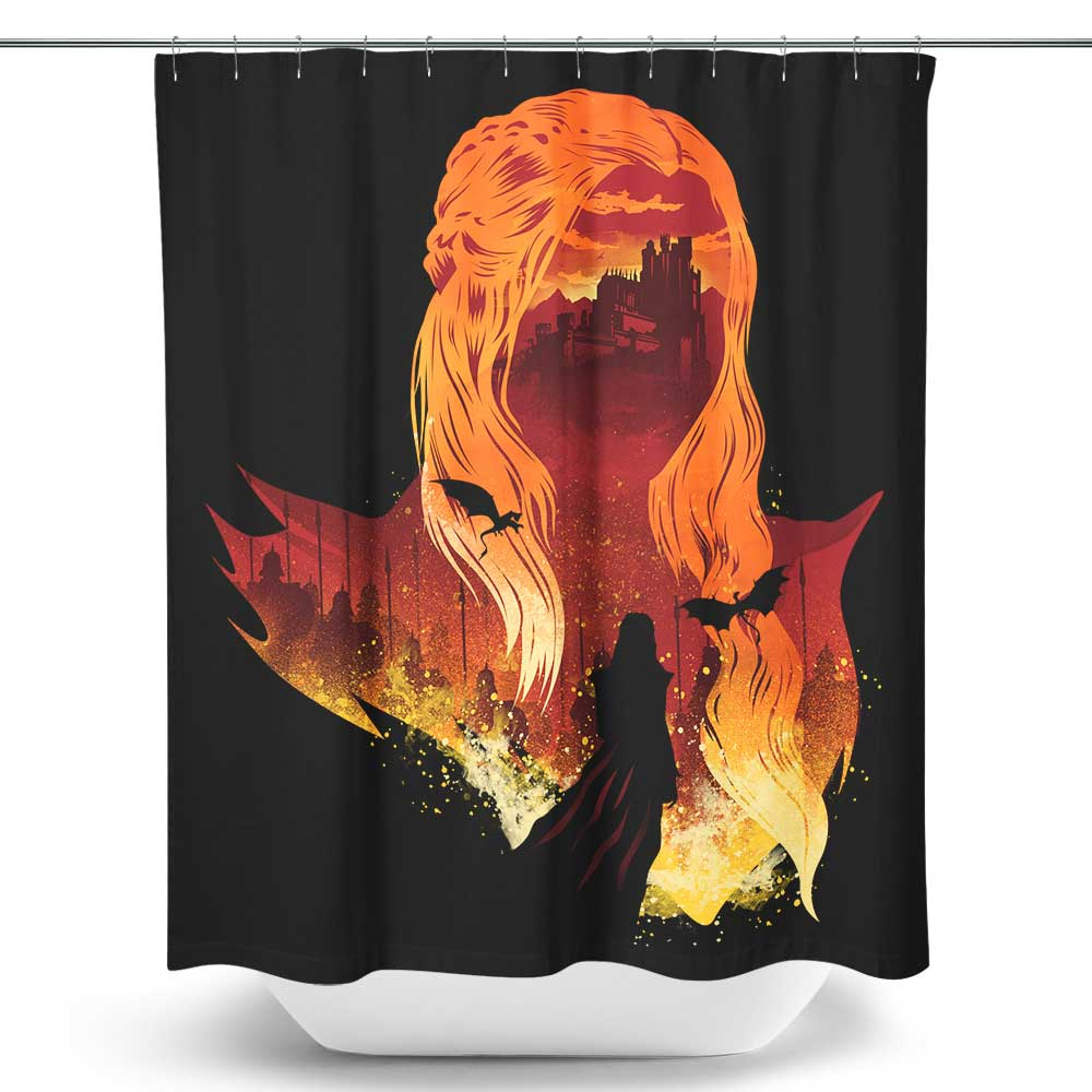 Mother of Dragons - Shower Curtain