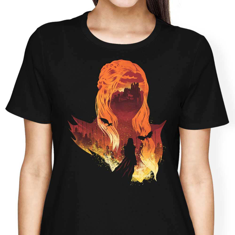 Mother of Dragons - Women's Apparel