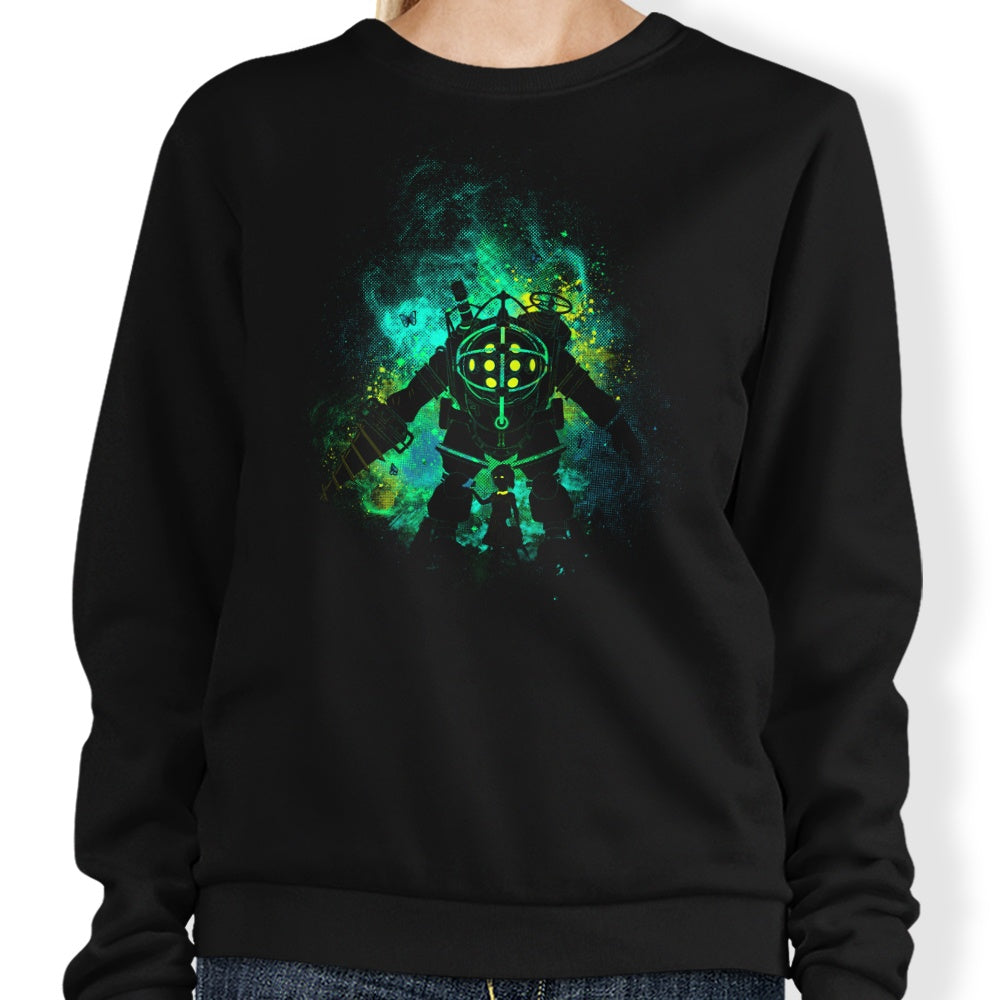 Mr. Bubble Art - Sweatshirt