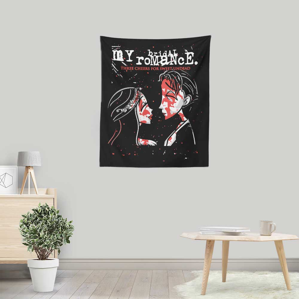 My Bridal Romance - Wall Tapestry