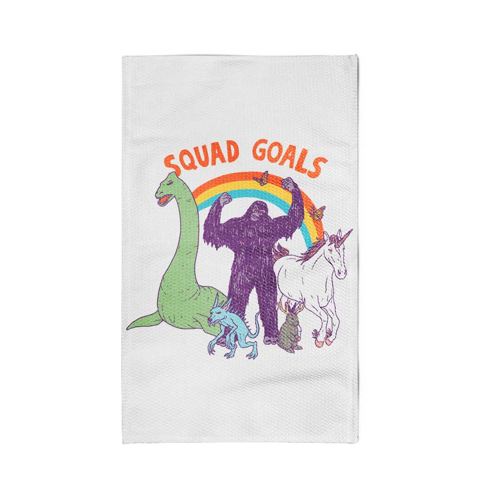 Mythical Squad Goals - Rug