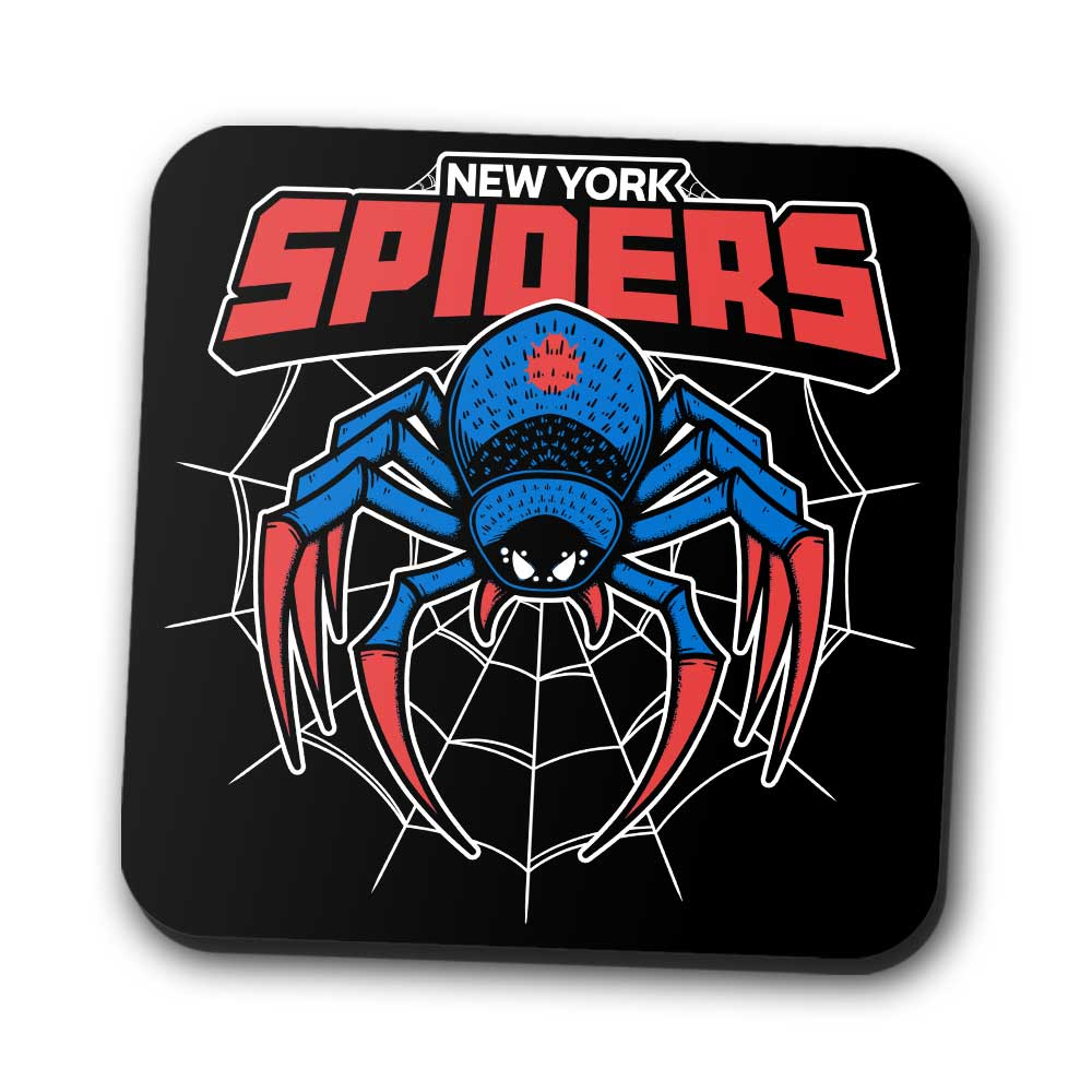 New York Spiders - Coasters