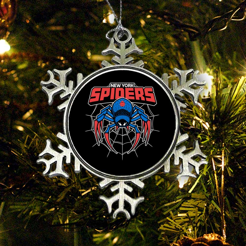 New York Spiders - Ornament