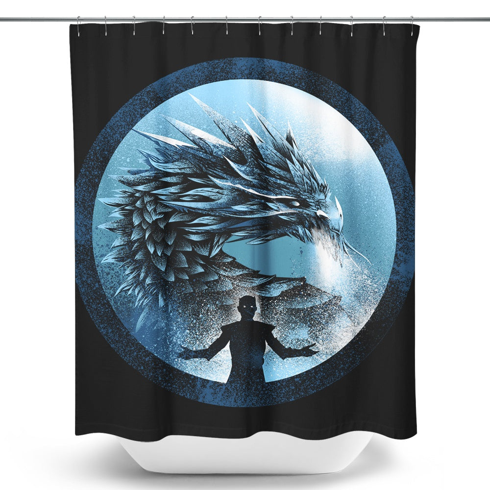Night King - Shower Curtain