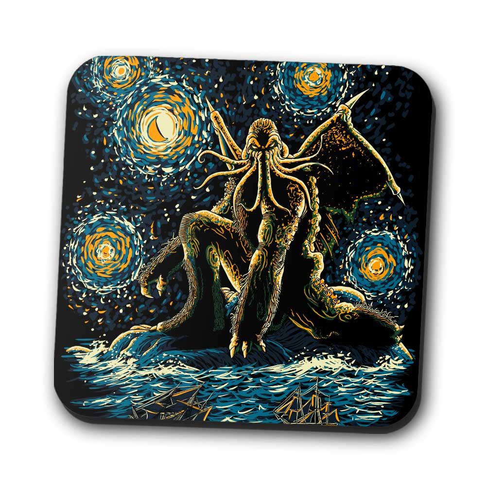 Night of Cthulhu - Coasters
