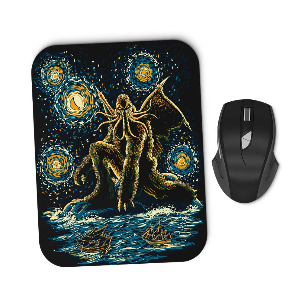 Night of Cthulhu - Mousepad