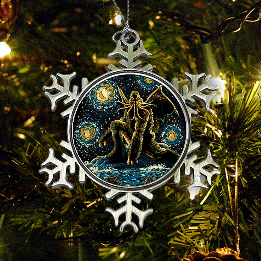 Night of Cthulhu - Ornament