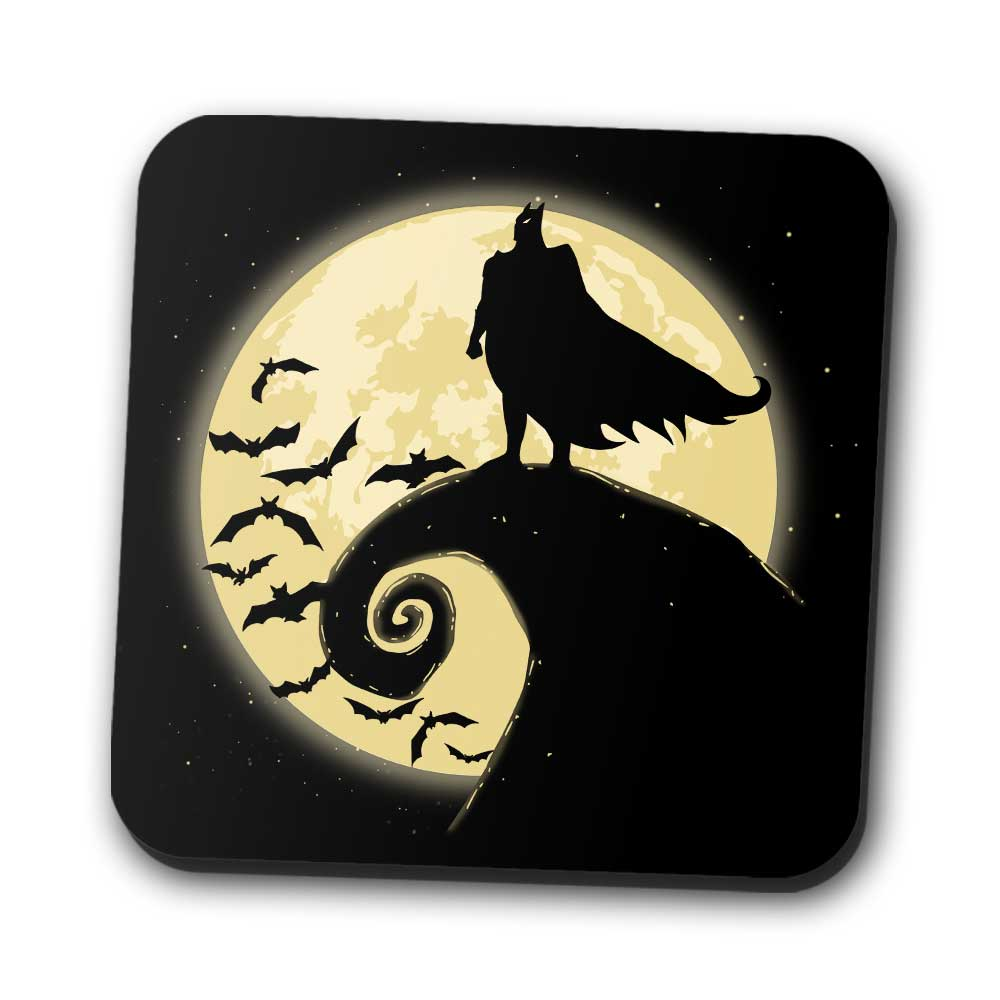 Nightmare Before Batmas - Coasters