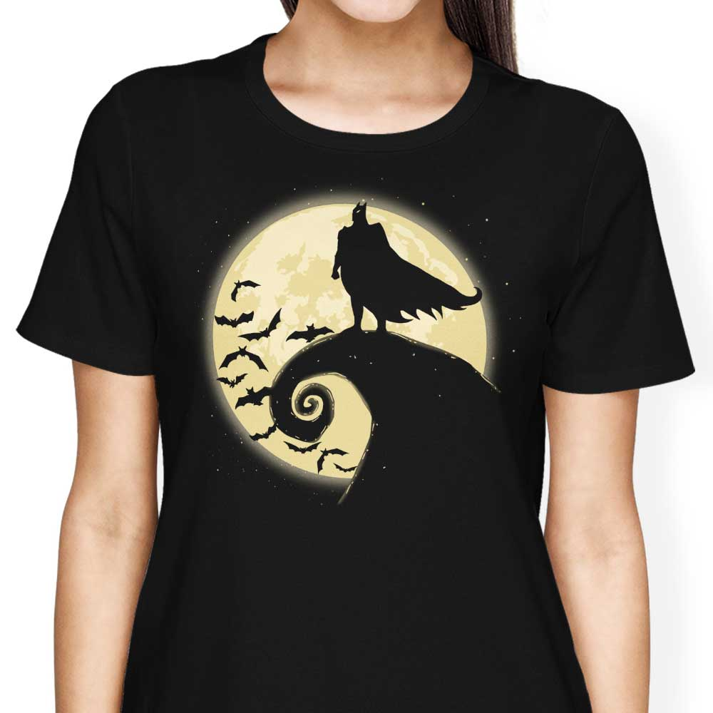 Nightmare Before Batmas - Women's Apparel