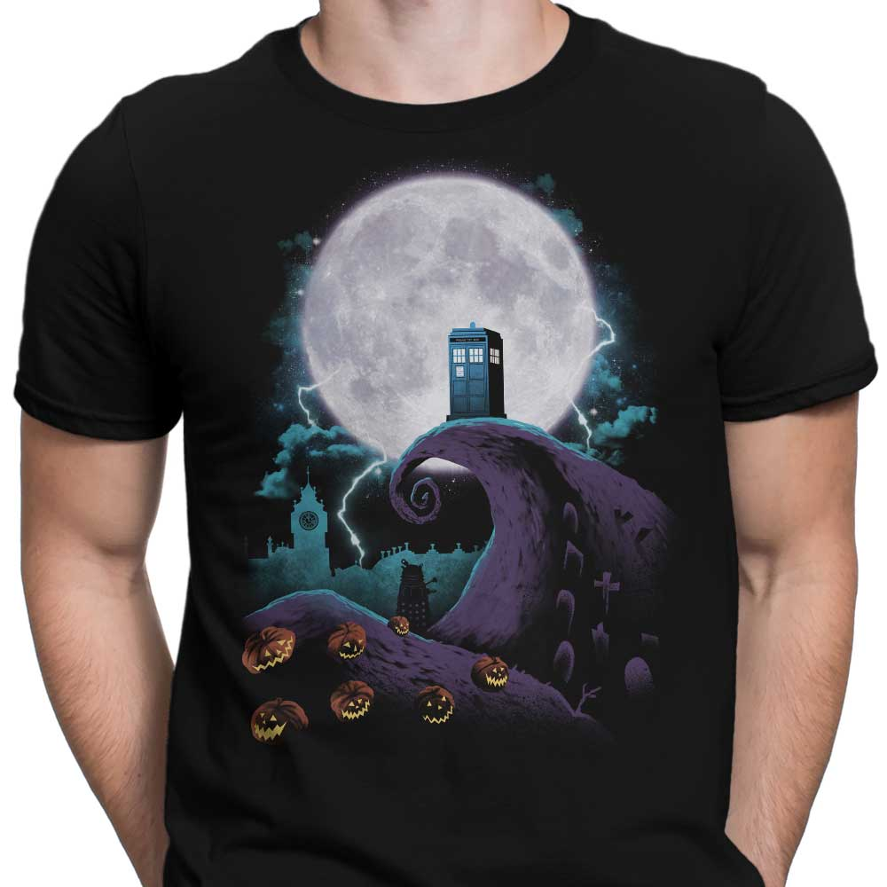 Nightmare Before Gallifrey - Men's Apparel