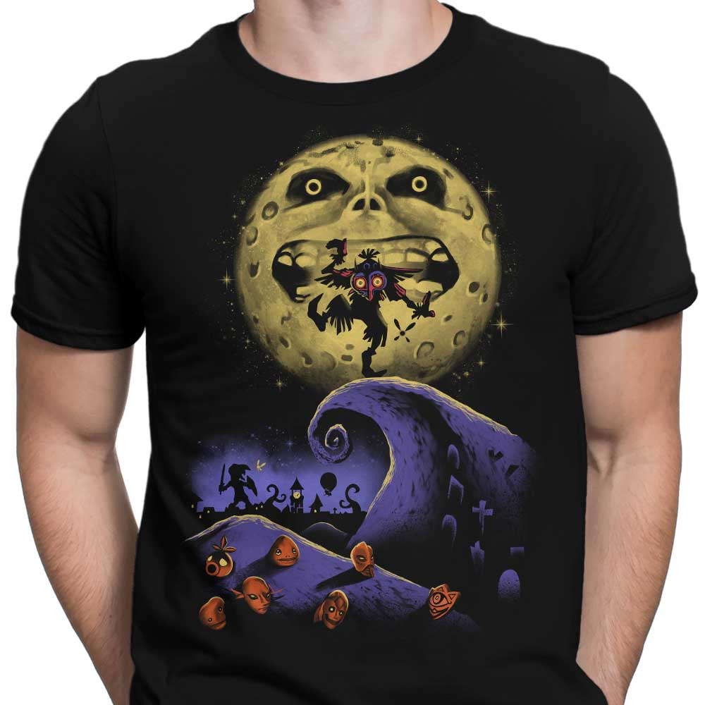 Nightmare Before Termina - Men's Apparel