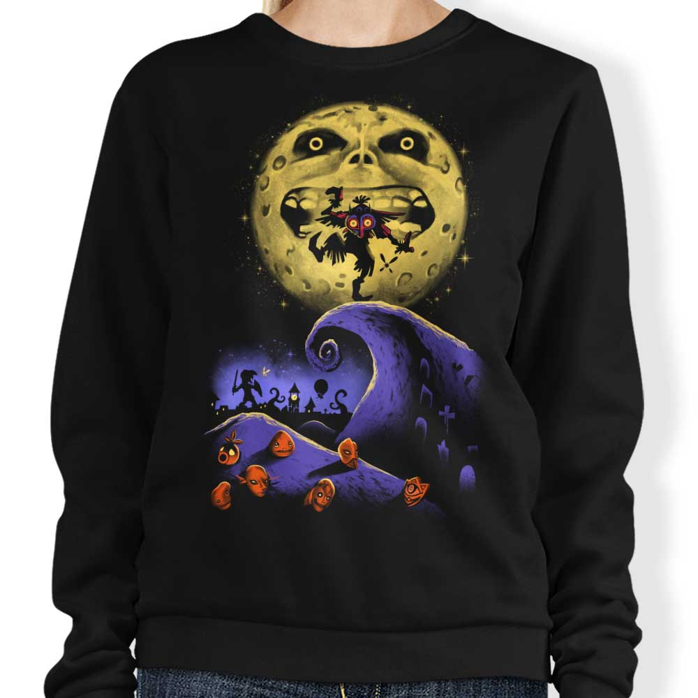 Nightmare Before Termina - Sweatshirt