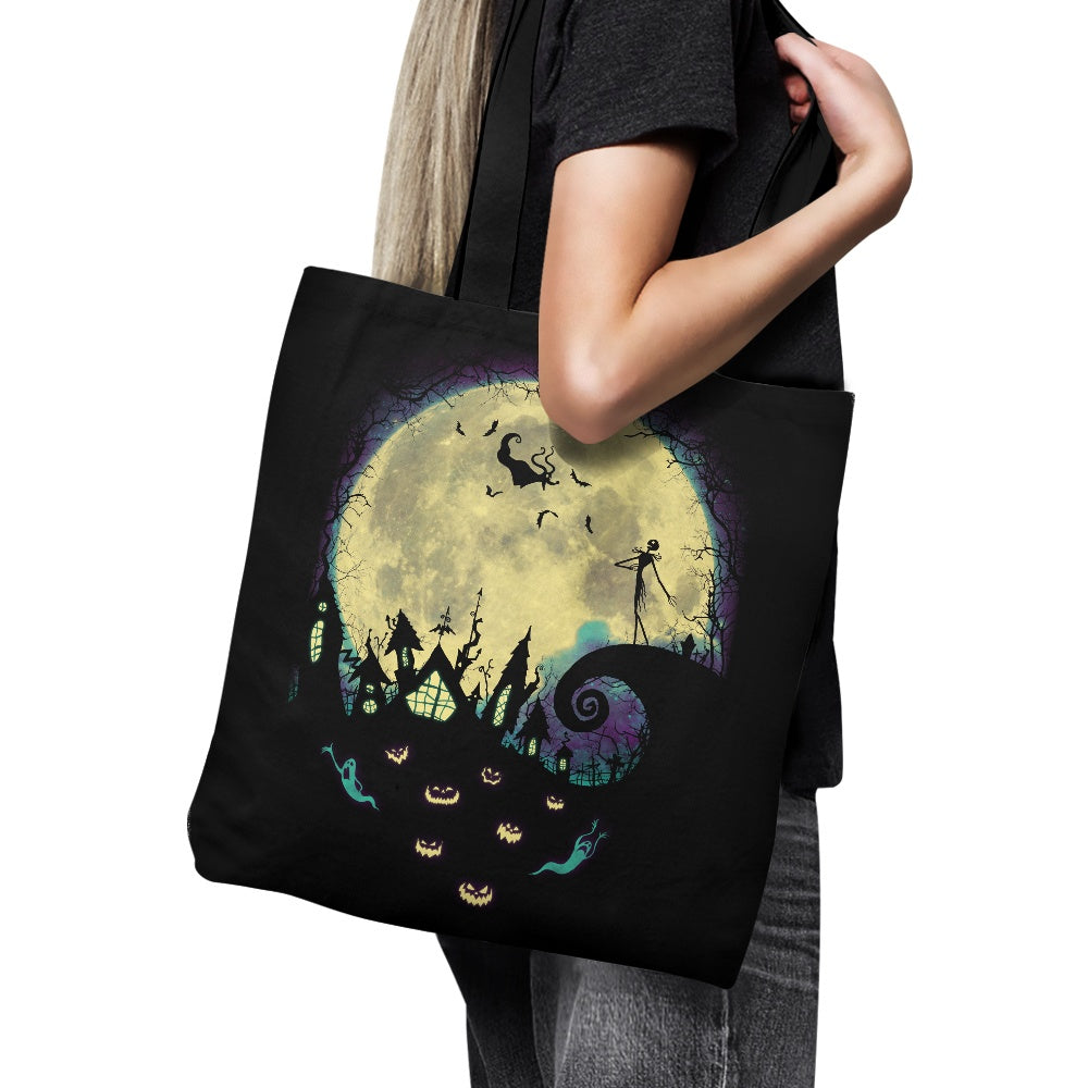 Nightmare Moon - Tote Bag