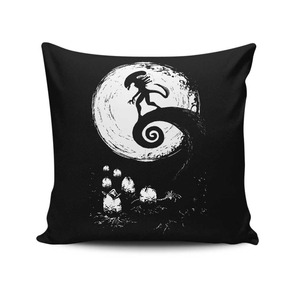 Nightmare - Throw Pillow