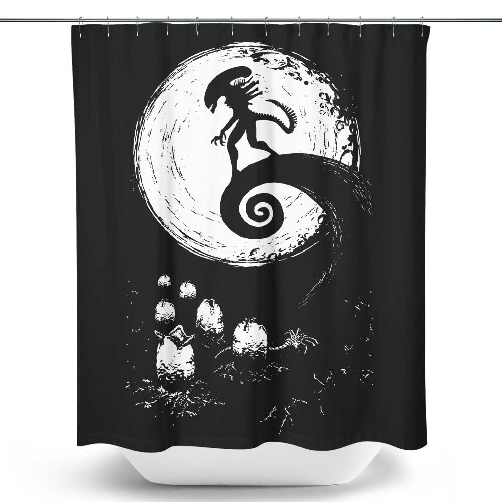 Nightmare - Shower Curtain