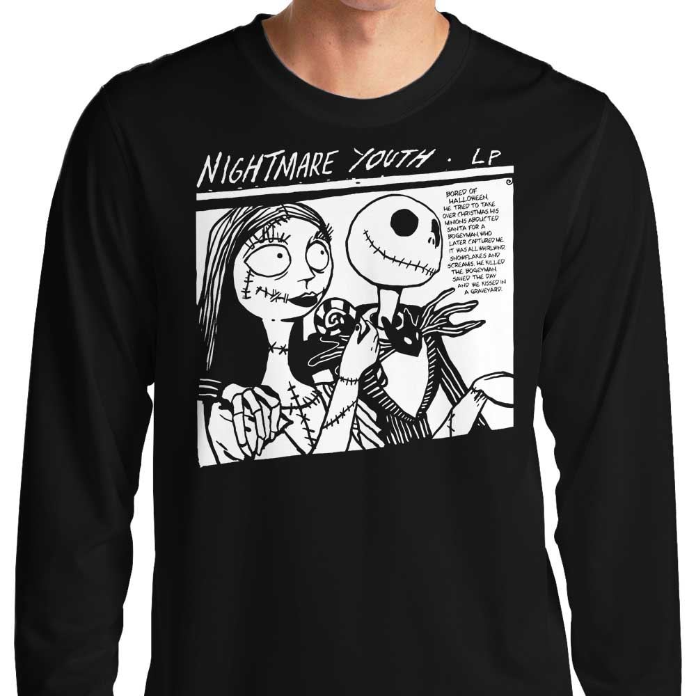Nightmare Youth - Long Sleeve T-Shirt