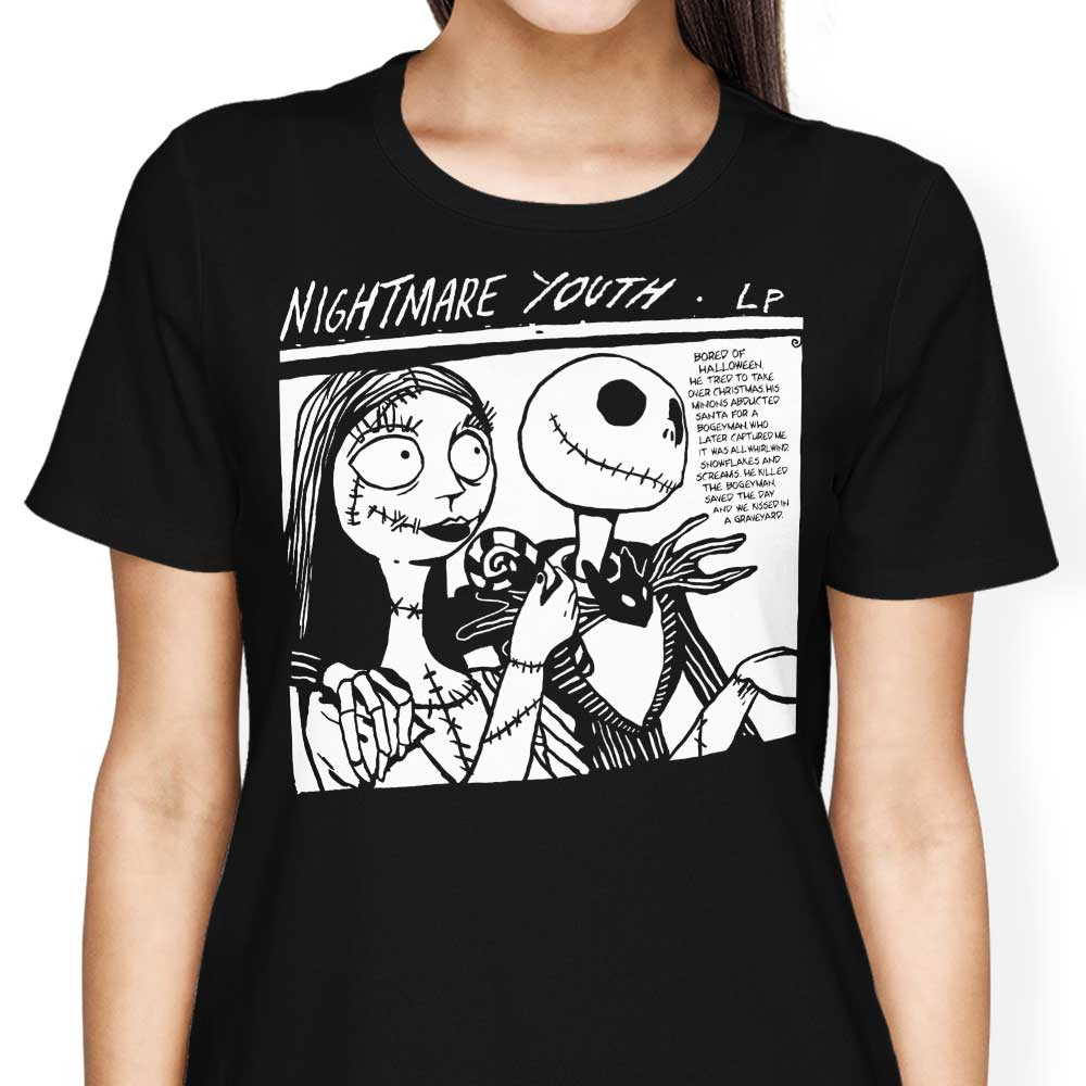 Nightmare Youth - Women's Apparel